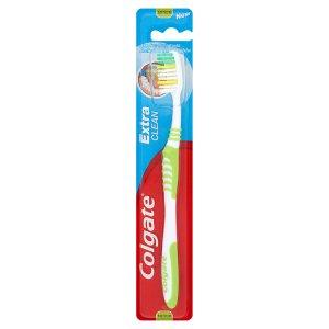 Colgate Extra Clean Střední zubní kartáček Prima Drogerie