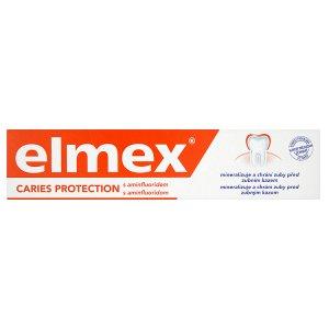 Elmex Caries Protection Pasta s aminfluoridem 75ml Tesco