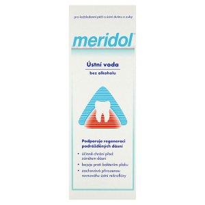 meridol Ústní voda bez alkoholu 400ml