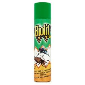 Biolit Uni proti létajícímu a lezoucímu hmyzu 400ml Prima Drogerie