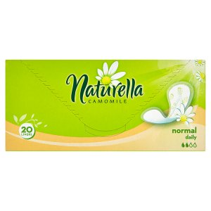 Naturella Camomile Normal daily intimky 20 ks