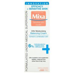 Mixa Sensitive Skin Expert 24 h lehký vyvažující hydratační krém 50ml ROSSMANN