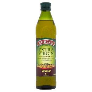 Borges Extra virgin olivový olej robust 500ml