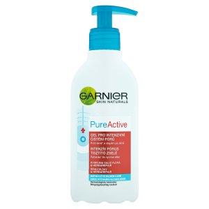 Garnier Skin Naturals Pure Active gel pro intenzivní čištění pórů 200ml ROSSMANN