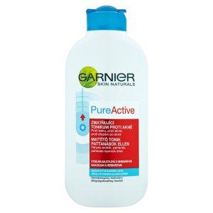 Garnier Skin Naturals Pure Active zmatňující tonikum proti akné 200ml