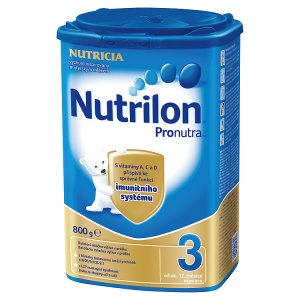 Nutrilon 3 Pronutra 800g Billa