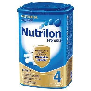 Nutrilon 4 Pronutra 800g Globus