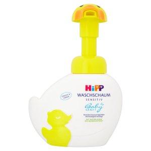 HiPP Babysanft Pěna na mytí sensitive kačenka 250ml
