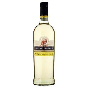 Australian Bush Chardonnay-Colombard bílé víno 750ml