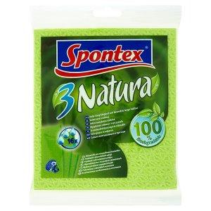 Spontex Natura velmi savá a odolná utěrka 3 ks dm drogerie markt