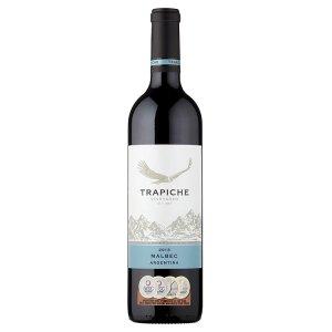 Trapiche Malbec červené víno suché 750ml