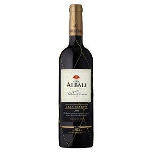 Vina Albali Gran Reserva Tempranillo červené víno 75cl