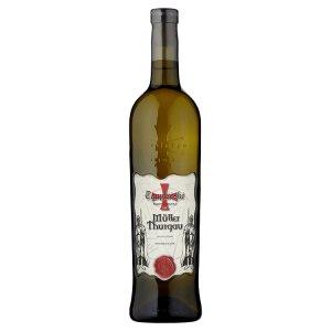 Templářské Sklepy Čejkovice Müller Thurgau jakostní bílé suché víno 0,75l