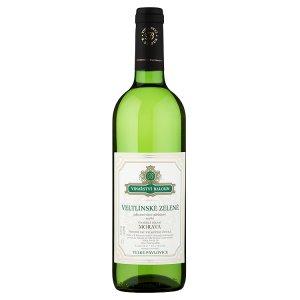 Vinařství Baloun Veltlínské zelené jakostní víno odrůdové bílé suché 0,75l