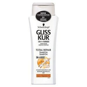 Gliss Kur Total Repair šampon 250ml Šlak