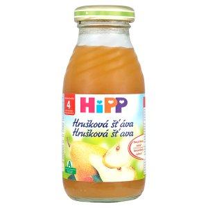 HiPP Bio ovocná šťáva vybrané druhy 0,2l