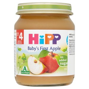 HiPP Bio první ovocný příkrm vybrané druhy 125g Terno