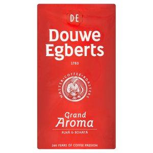 Douwe Egberts Grand aroma pražená mletá káva 250g