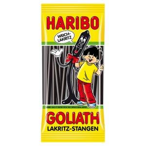 Haribo Želé s příchutí lékořice 125g