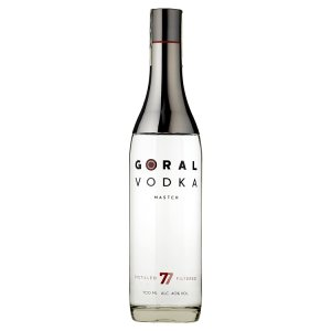 Goral Vodka 700ml