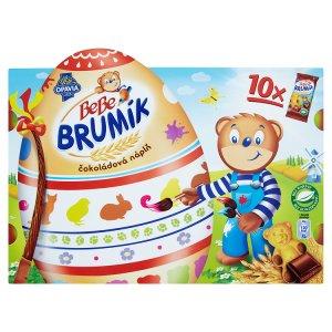 Opavia BeBe Brumík s čokoládovou náplní 10 x 30g