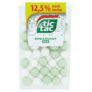 Tic Tac Spearmint mix 18g