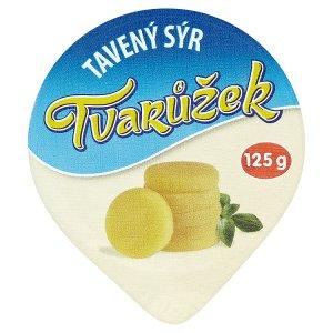 Tvarůžek tavený sýr 125g