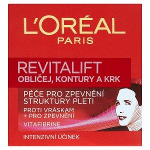 L'Oréal Paris Revitalift Péče pro zpevnění struktury pleti 50ml Tesco