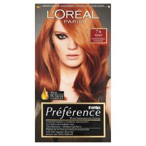 L'Oréal Paris Féria Préférence barva na vlasy, vybrané druhy