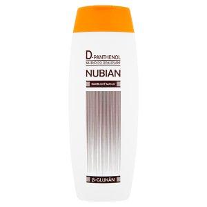 Nubian Mléko po opalování 250ml Albert