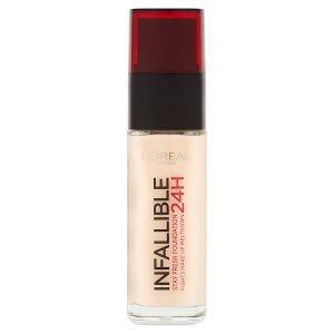 L'Oréal Paris Infallible 24H Make-up 30ml Teta drogerie