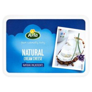 Arla Natural smetanový sýr 150g
