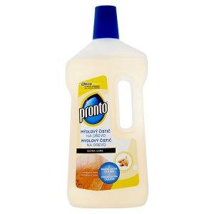 Pronto Mýdlový čistič na dřevo s mandlovým olejem 750ml