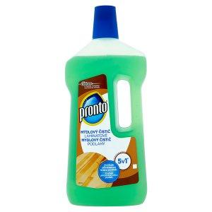 Pronto Mýdlový čistič laminátové podlahy  5v1* 750ml Teta drogerie