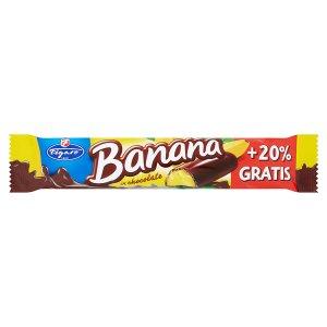 Figaro Banana pěnové banánové želé v čokoládě 30g