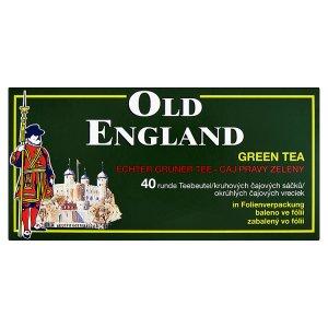 Old England Čaj zelený porcovaný 40 x 2,0g