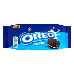 Oreo  sušenky 44g, vybrané druhy v akci