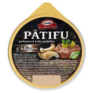 Veto Pâtifu Prémiová tofu paštika s hlívou 100g