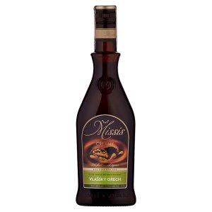 Missis Creamy Vlašský ořech likér 0,5l