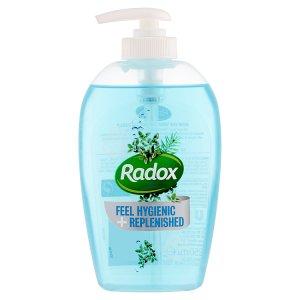 Radox tekuté mýdlo 250ml, vybrané druhy ROSSMANN