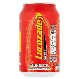 Lucozade Energy original 330ml