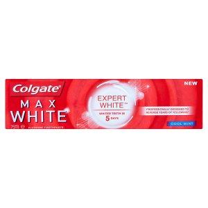 Colgate Max White Zubní pasta 75ml, vybrané druhy Teta drogerie