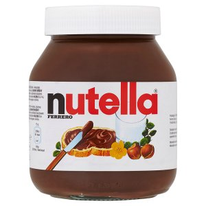 Nutella Ferrero Pomazánka lískooříšková s kakaem 600g