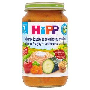 HiPP Bio Masozeleninové příkrmy vybrané druhy 220g