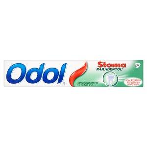 Odol Stoma Paradentol Zubní pasta s fluoridem 75ml TOP drogerie