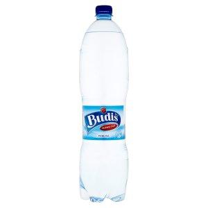 Budiš Perlivá přírodní minerální voda 1.5l