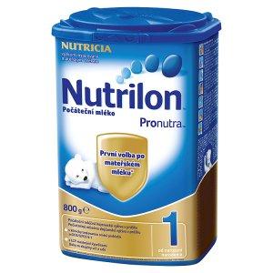 Nutrilon Pronutra 1 počáteční mléko 800g Tesco