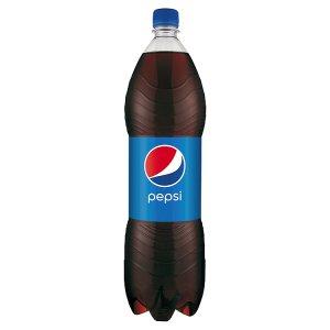 Pepsi Cola 1,5l, vybrané druhy