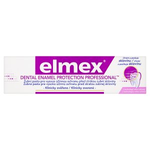 Elmex Dental Enamel Protection Professional Zubní pasta 75ml Teta drogerie