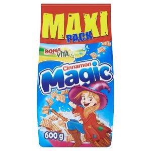 Bona Vita Cinnamon magic obilné čtverečky se skořicí 600g